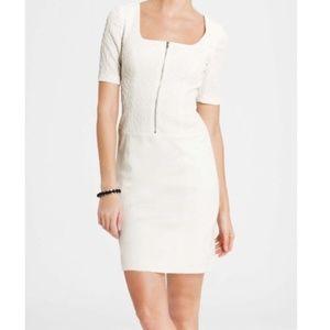 3/$25🛍️ Ann Taylor Zip Front Short Sleeve Dress